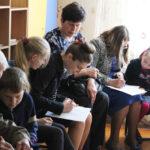 В социально-педагогическом центре г. Сенно прошло заседение клуба приёмных семей (фото)