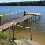 К чему приводит инициатива, или как житель Сенненского района своими силами окультурил берег Богдановского озера