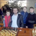 Сенненцы на шахматном фестивале