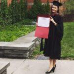 Уроженка Сенно получила катастрофа красной одного из самых престижных университетов мира — Cornell University Johnson