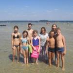 Детей участников АТО оздоровили на Свитязе