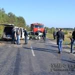 В страшной аварии на Волыни два человека погибли, еще четверо травмированы