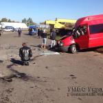 Во Владимире-Волынском в аварии пострадали восемь человек, есть погибшие
