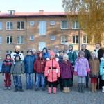 Маленькие лучане посетили Львовскую мастерскую шоколада и изготовили собственные вкусности