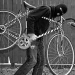 В Нововолынске полиция поймала велосипедного вора