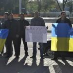 Шахтеры Нововолынска присоединились к всеукраинской акции протеста
