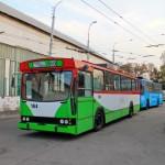 Отныне польские троллейбусы ЕЛЬЧ ремонтировать на Луцком предприятии электротранспорта