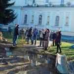 Председатель Волынской ОГА обратился в прокуратуру из-за строительства возле собора