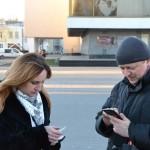 На Театральном майдане Луцка установили бесплатный Wi-Fi