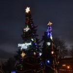 Новогоднее настроение обошелся Луцке в 200 тысяч