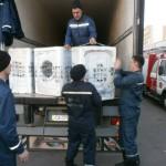 Переселенцы с Востока получили очередную благотворительную помощь от польского правительства