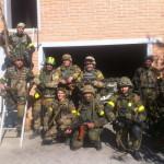 Волынская «Союз ветеранов-добровольцев» активно помогает военным и их семьям
