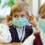 В Луцке, Ковеле и Нововолынске ввели карантин в учебных заведениях из-за гриппа