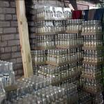 На Волыни «накрыли»склады сомнительной водки и сигарет на 100 тысяч