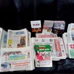 Волынскую прессу читать на Востоке
