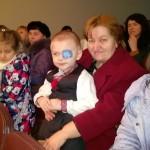 Рожище собирает деньги на лечение Арсенчика Васечко