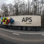 За минувшие сутки через Закарпатье в восточном направлении проехало 76 российских фур
