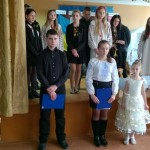 Вечер-реквием памяти Небесной сотни провели в Рожищенській школе №2