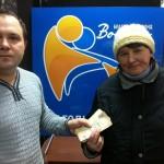 Благотворительный фонд «Волынь-2014» выделил 50 тысяч гривен на лечение Сергея Федотова