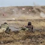 За сутки российские террористические войска 54 раза обстреляли позиции сил АТО