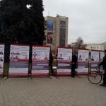 В Луцке требуют наказания для главных коррупционеров Украины