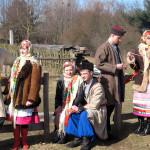 «Казацкий зимовник» приглашает на обряд встречи Весны