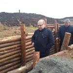 Министерство обороны Украины и Президент отметили работу волынских строителей