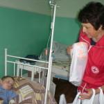 На Волыни Красный крест провел акцию «Подари ребенку радость»
