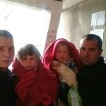 Луцкие пожарные спасли от огня двух детей