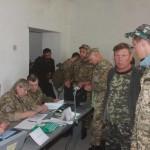 В зоне ответственности ОК «Запад» проводится оповещение военных-резервистов