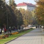 Центральный парк Луцка осовременят до уровня европейского