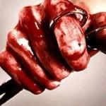 Житель луцка едва не убил знакомого ножницами