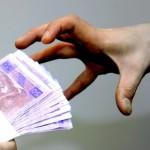 Слитки золота, деньги, ценности обнаружены в кабинете начальника территориального сервисного центра МВД Украины