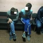 Полицейские «по горячим следам» задержали подозрительных в разбое