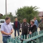 На Волыни «Укроп» убеждает жителей Прилуцкого сельсовета объединиться с Луцком в одну общину