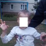Патрульные Луцка нашли мать мальчика, который несколько часов гулял на холоде полураздетым