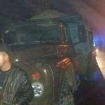 В Луцке патрульная полиция задержала нетрезвого водителя, который управлял без водительского и загрязнял дорогу