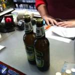 Луцкие патрульные с муніципалами выявили незаконную продажу алкоголя