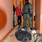 На Волыни задержали бандита, который скрылся, взяв в заложники полицейских (видео)