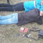 На Волыни задержаны грабители ювелирного магазина