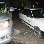 Задержали парня, который подорвал гранату возле развлекательного центра в городе