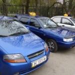 До нового года в Луцке 75% стоянок такси будут оборудованы дорожными знаками и дорожной разметкой