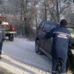 Волынян призывают быть внимательными на дороге