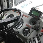В Сенненском районе рейсовые автобусы оборудуют спутниковыми навигаторами