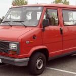 Микроавтобус Fiat Ducato с Волыни направился к военнослужащих 14 отдельной механизированной бригады