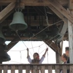 В Луцком замке проходит 21-й фестиваль дзвонарного искусства «Благовест Волыни»