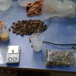 На Волыни разоблачили подпольный цех по переработке янтаря сырца