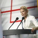 Юлия Тимошенко: Отвести тяжелую артиллерию легко, а вот чтобы искоренить в Украине коррупцию — надо много работать