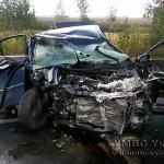 В результате дтп на Волыни травмировались пять человек