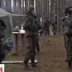Волынской милиции пришлось применить оружие, чтобы разогнать незаконных бурштинокопачів